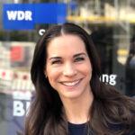 Kristina Sterz WDR TV-Moderation Portrait