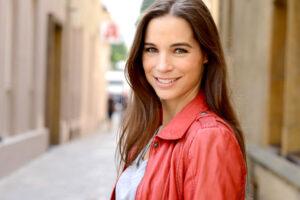 Kristina Sterz Journalistin/Moderatorin Portrait