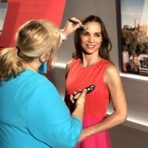 Kristina Sterz TV-Moderation WDR Lokalzeit
