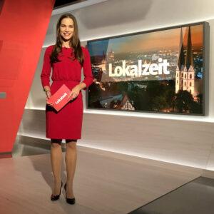 Kristina Sterz WDR Lokalzeit TV-Moderation