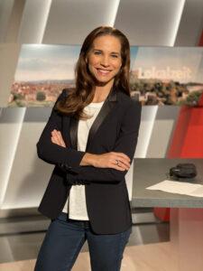 Kristina Sterz Moderatorin und Journalistin